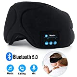 Sleep Headphones, Fenvella Bluetooth Sleep Eye Mask Music Travel Wireless Sleeping Headset with...