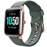 YAMAY Smart Watch Fitness Tracker Watches for Men Women, Fitness Watch Heart Rate Monitor IP68...