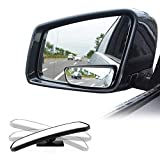 Blind Spot Mirror for Cars LIBERRWAY Car Side Mirror Blind Spot Auto Blind Spot Mirrors Wide Angle...
