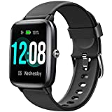 Letsfit Smart Watch, Fitness Tracker with Heart Rate Monitor, Activity Tracker with 1.3 Inch Touch...