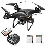 SNAPTAIN SP650 Pro 2.7K Drone with Camera for Adults 2.7K HD Live Video Camera Drone for Beginners...