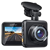 APEMAN Mini Dash Cam 1080P Car Camera Driving Recorder Night Vision, 170° Wide Angle, Motion...