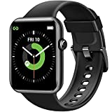 Letsfit IW2 Smart Watch, 1.55 Inch LCD Color Screen Smartwatch for Android and iOS Phones, Heart...