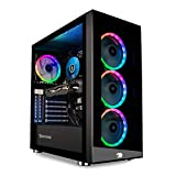 iBUYPOWER Gaming PC Computer Desktop Element MR 9320 (Intel i7-10700F 2.9GHz, NVIDIA GTX 1660 Ti...