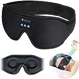 Sleep Headphones,Auto Shutoff 3D Music Eye Mask,Bluetooth 5.0 Wireless,HD Stereo Speakers,12Hrs...