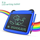 LCD Writing Tablet, 9 Inch Toddler Doodle Board Drawing Tablet, Erasable Reusable Electronic Drawing...