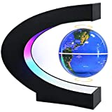 Magnetic Levitating Globe with LED Light, MOKOQI Cool Tech Gift for Men Father Boys, Birthday Gifts...