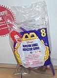 1999 Mcdonalds Inspector Gadget Siren Hat Happy Meal Toy #8 MIP