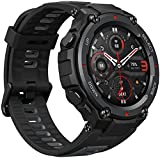Amazfit T-Rex Pro Smart Watch with GPS, Outdoor Fitness Watch for Men, Military Standard Certified,...