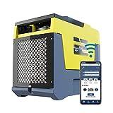 ALORAIR Storm SLGR 850X Smart WiFi Dehumidifier, 85 PPD Commercial Dehumidifier with Pump, Compact,...