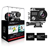 AKASO Brave 4 4K 20MP WiFi Action Camera Ultra HD with EIS 30m Underwater Waterproof Camera Remote...