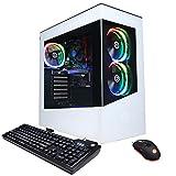 CyberpowerPC Gamer Master Gaming PC, AMD Ryzen 3 3100 3.6GHz, GeForce GT 1030 2GB, 8GB DDR4, 240GB...