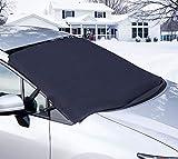 OxGord Windshield Snow Cover Ice Removal Wiper Visor Protector All Weather Winter Summer Auto Sun...