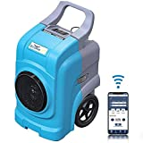 ALORAIR Smart WiFi Storm Elite Industrial Commercial Dehumidifier with Hose, 270 PPD High...