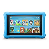 Fire HD 8 Kids Edition Tablet, 8' HD Display, 32 GB, Blue Kid-Proof Case (Previous Generation - 8th)