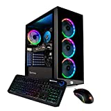 iBUYPOWER Gaming PC Computer Desktop Element 9260 (Intel Core i7-9700F 3.0Ghz, NVIDIA GeForce GTX...