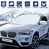 SOTOGASUKI Windshield Snow Cover Ice Frost Cover for Car Freeze Protector Winter Waterproof...