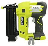 Ryobi P320 Airstrike 18 Volt One+ Lithium Ion Cordless Brad Nailer (Battery Not Included, Power Tool...
