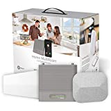 weBoost Home MultiRoom (470144) Cell Phone Signal Booster Kit | Up to 5,000 sq ft | All U.S....
