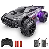 EpochAir Remote Control Car - 2.4GHz High Speed Rc Cars, Offroad Hobby Rc Racing Car with Colorful...