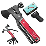 RoverTac Multitool Camping Accessories Survival Gear Ourdoor Multi Tool Gifts for Men Women 14 in 1...