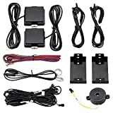 EASYGUARD EBS001 car Blind Area Detection System Lane Change Reminding Driving Assistance with 24Ghz...