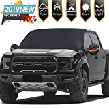 Windshield Snow Ice Covers Extra Larger Size 97'x 63' Shade Waterproof Sun Protection All Cars,...