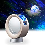 LITENERGY LED Sky Projector Light, Galaxy Lighting, Nebula Star Night Lamp with Base and Remote...