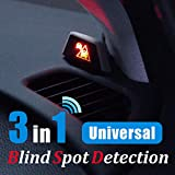 Universal Blind Spot Detection (BSD) + Lane Change Assistant (LCA) + Rear Cross Traffic Assistant...
