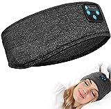 Sleep Headphones Bluetooth, Fulext Sleeping Headphones Headband Soft Elastic Comfortable Bluetooth...
