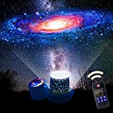 Star Night Lights for Kids, Remote Control Star Projector, with LED Timer, 360 Degree Rotating...