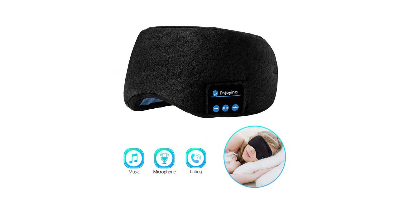 Top 10 Best Bluetooth Sleeping Eye Mask in 2020