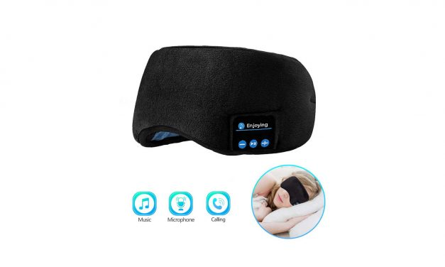 Top 10 Best Bluetooth Sleeping Eye Mask in 2019