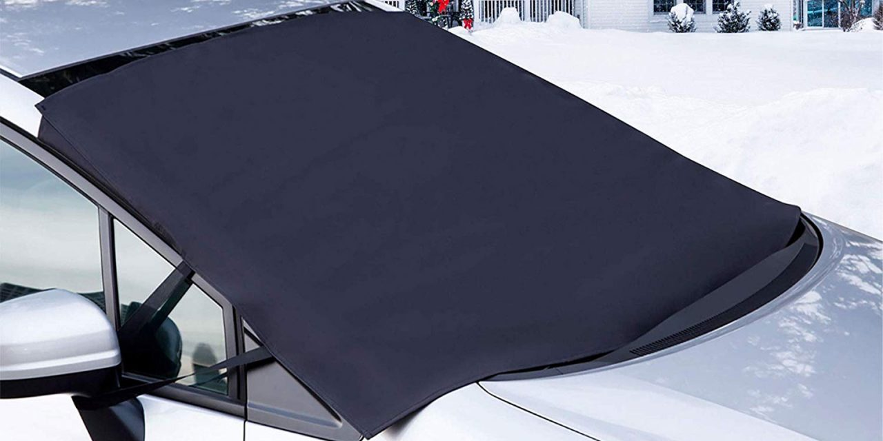 Top 10 Best Windshield Snow Covers in May 2021