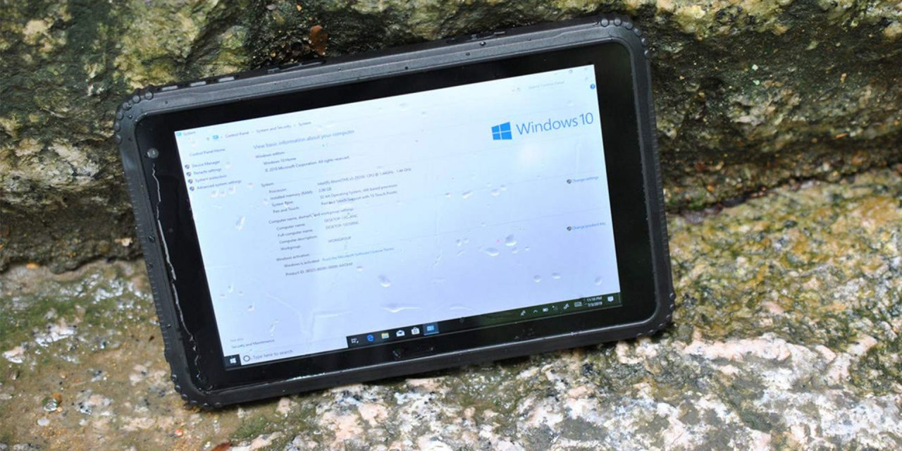 Best Rugged Tablet Windows 10 in 2020
