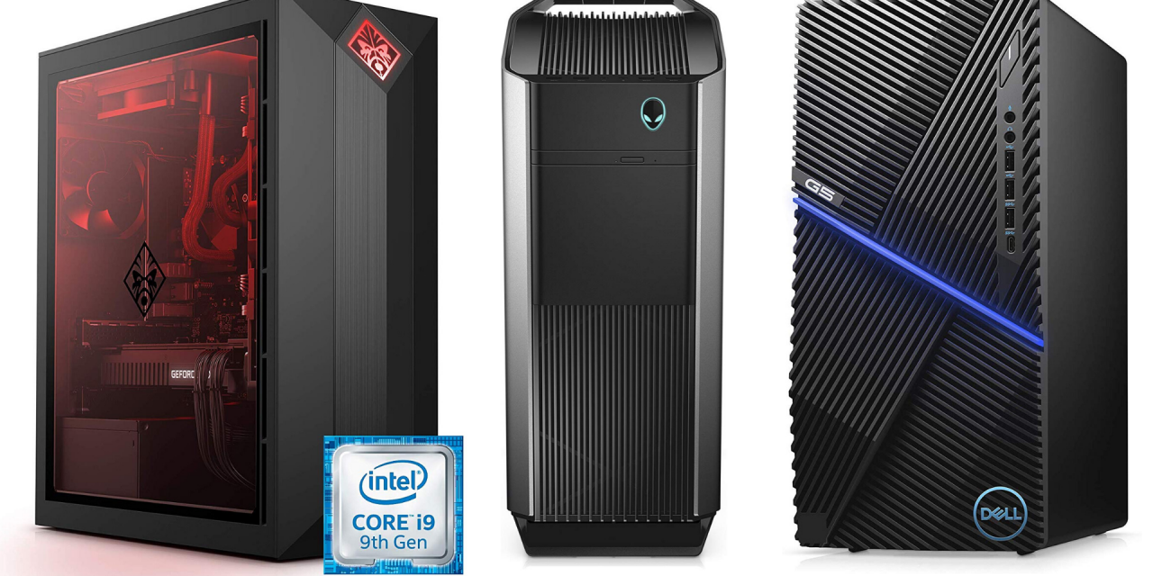 The Top 4 Gaming Desktop Computers in November 2020
