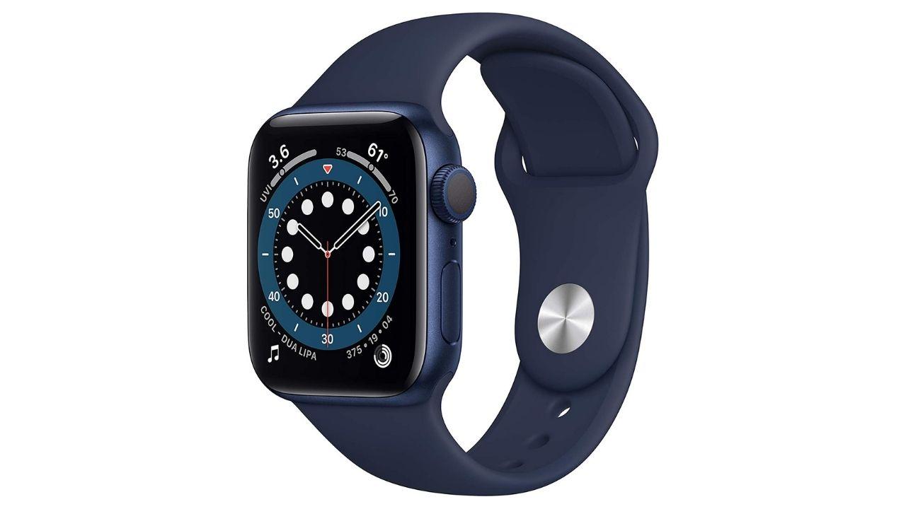 Apple Watch Series 6. Top Best smartwatch