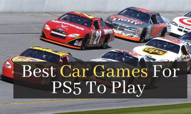 Best Car Games For PS5 To Play Right Now